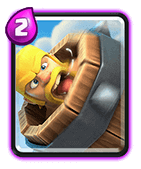 Clash Royale Barbarian Barrel