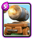 Clash Royale Cannon Cart