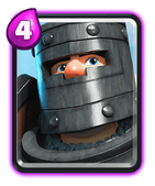Clash Royale Dark Prince