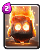 Clash Royale Fire Spirits