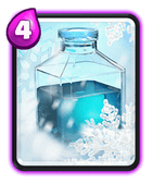 Clash Royale Freeze