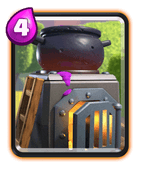 Clash Royale Furnace