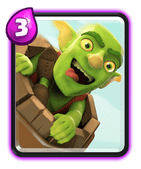 Clash Royale Goblin Barrel
