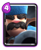 Clash Royale Hunter