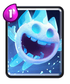 Clash Royale Ice Spirit