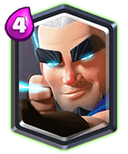 Clash Royale Magical Archer