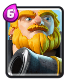 Clash Royale Royal Giant