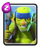 Clash Royale Spear Goblins