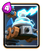 Clash Royale Flying Zappies