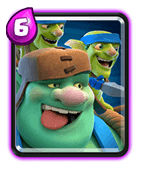 Clash Royale goblin giant