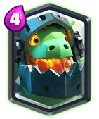 Clash Royale Inferno Dragon