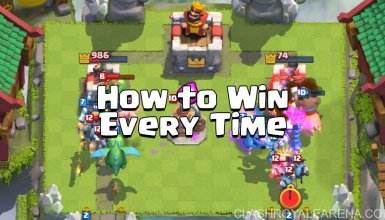 Win Every Time in Clash Royale