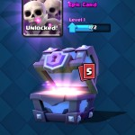 opening super magical chest clash royale 3