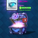 opening super magical chest clash royale 5