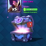 opening super magical chest clash royale 6