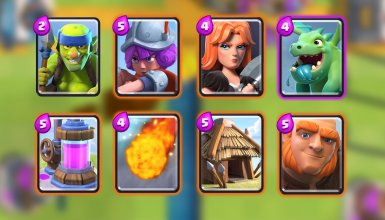 Arena 6 Deck Free to Play