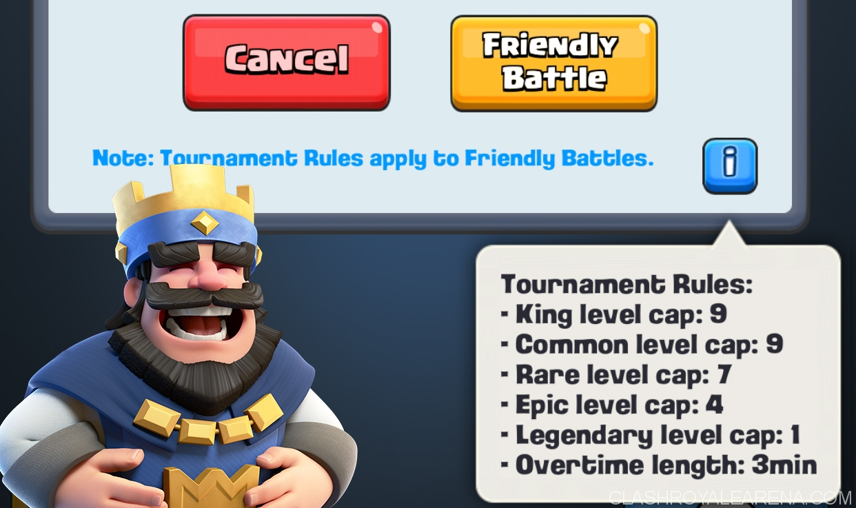 Clash Royale Tournament