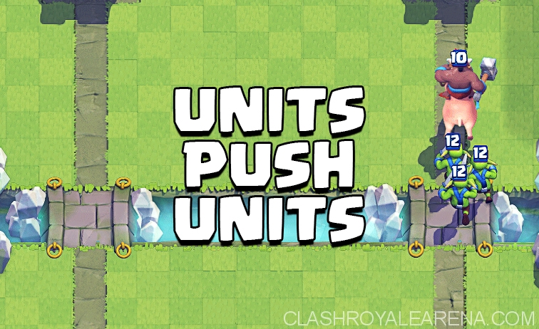 push-units-clash-royale
