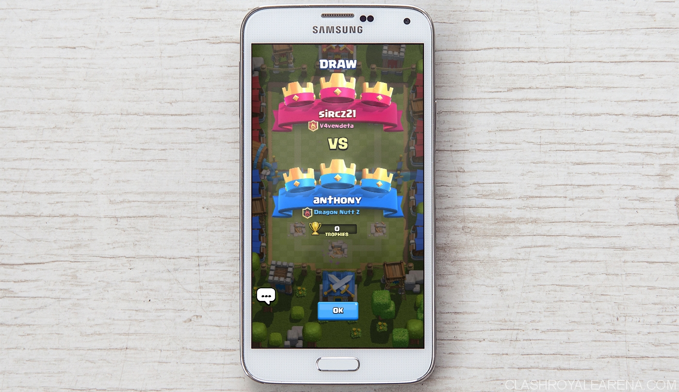 Troubleshooting - Clash Royale Crashes on Android!