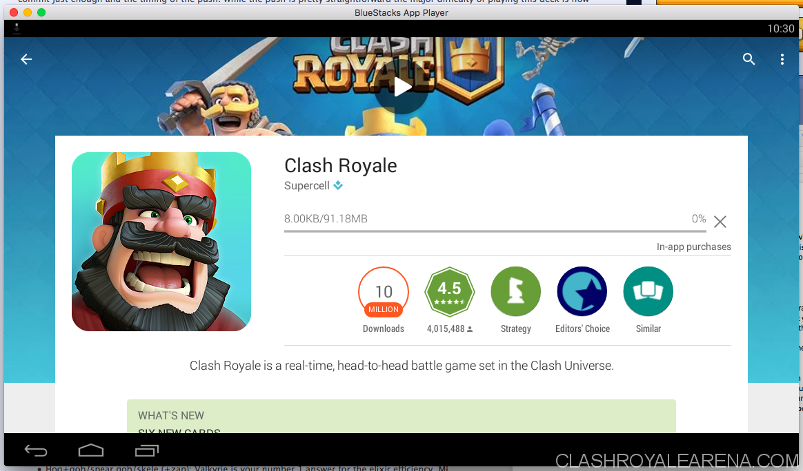 clash royale mac install 5