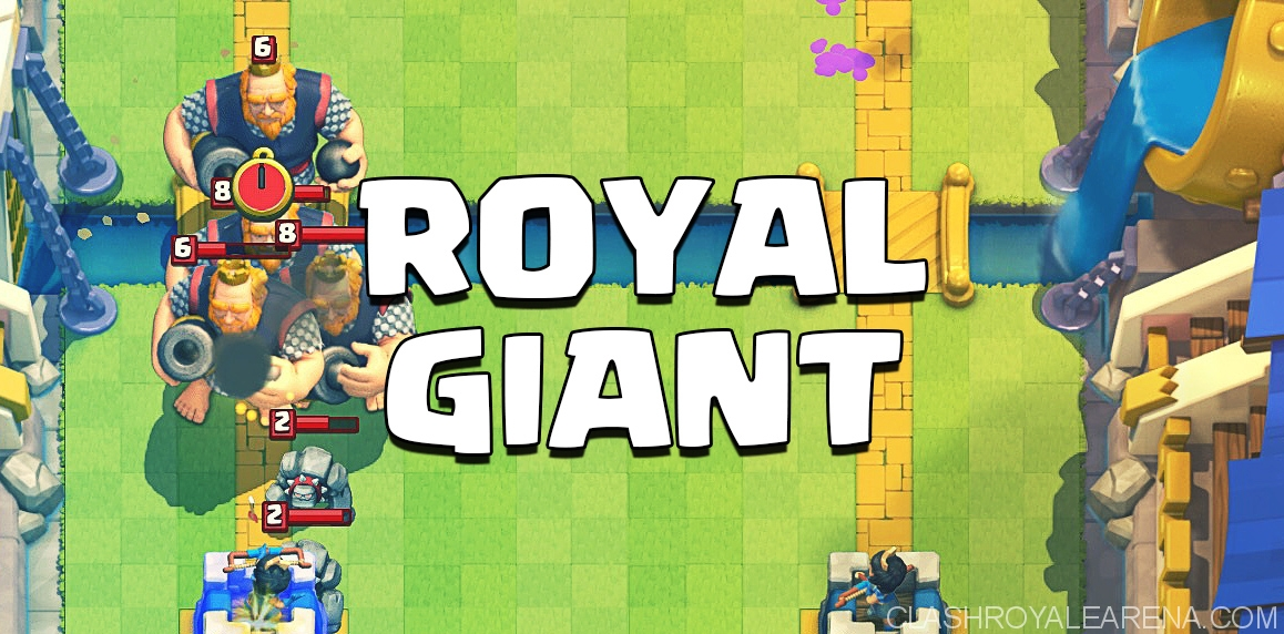 Legendary Royal Giant Cycle Deck | Clash Royale Guides