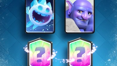 Ice Spirits and Bowler new clash royale update