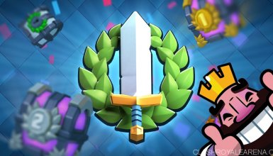 Clash Royale Tournament Chests