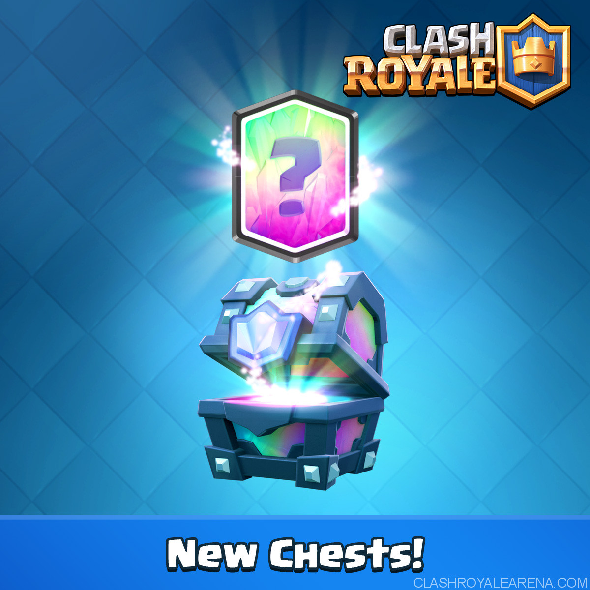 legendary chest and epic chest clash royale