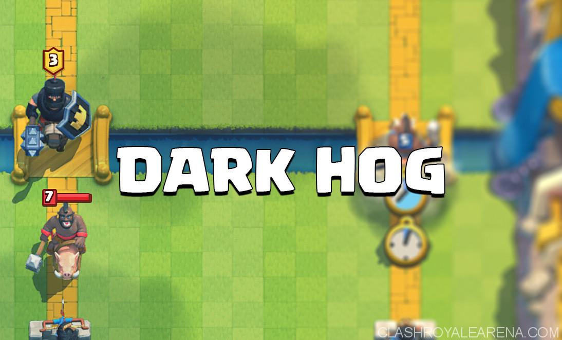 Dark Prince Hog Rider