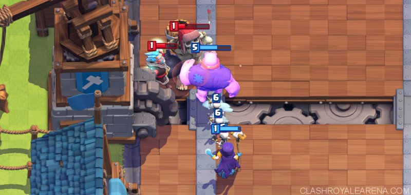 Giant Witch Counter Push Deck