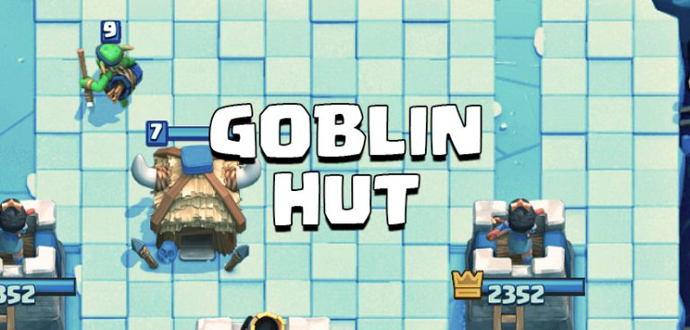 Create Elixir Advantage and Pain with Goblin Hut