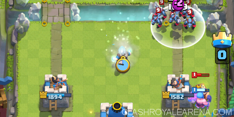 defense with ice wizard 4
