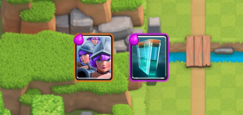 Best Clone Spell Decks In Clash Royale