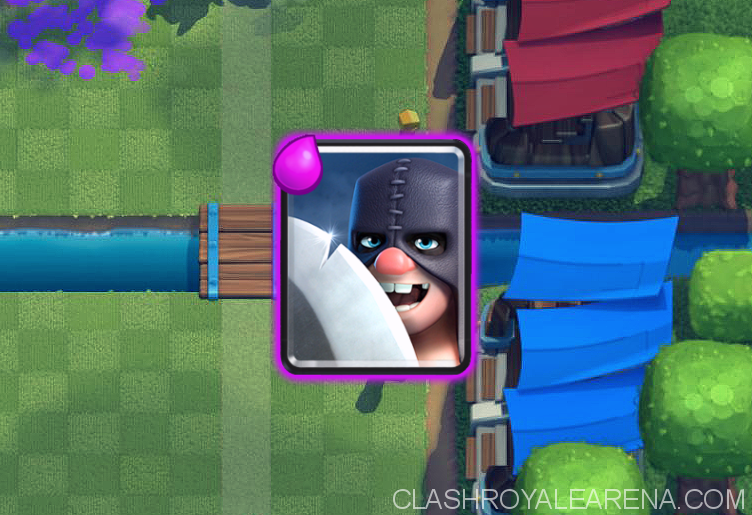Clash Royale Executioner