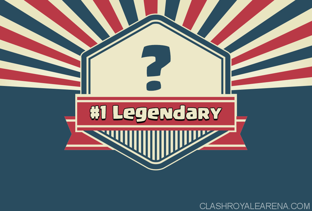 The Best Legendary Cards in Clash Royale