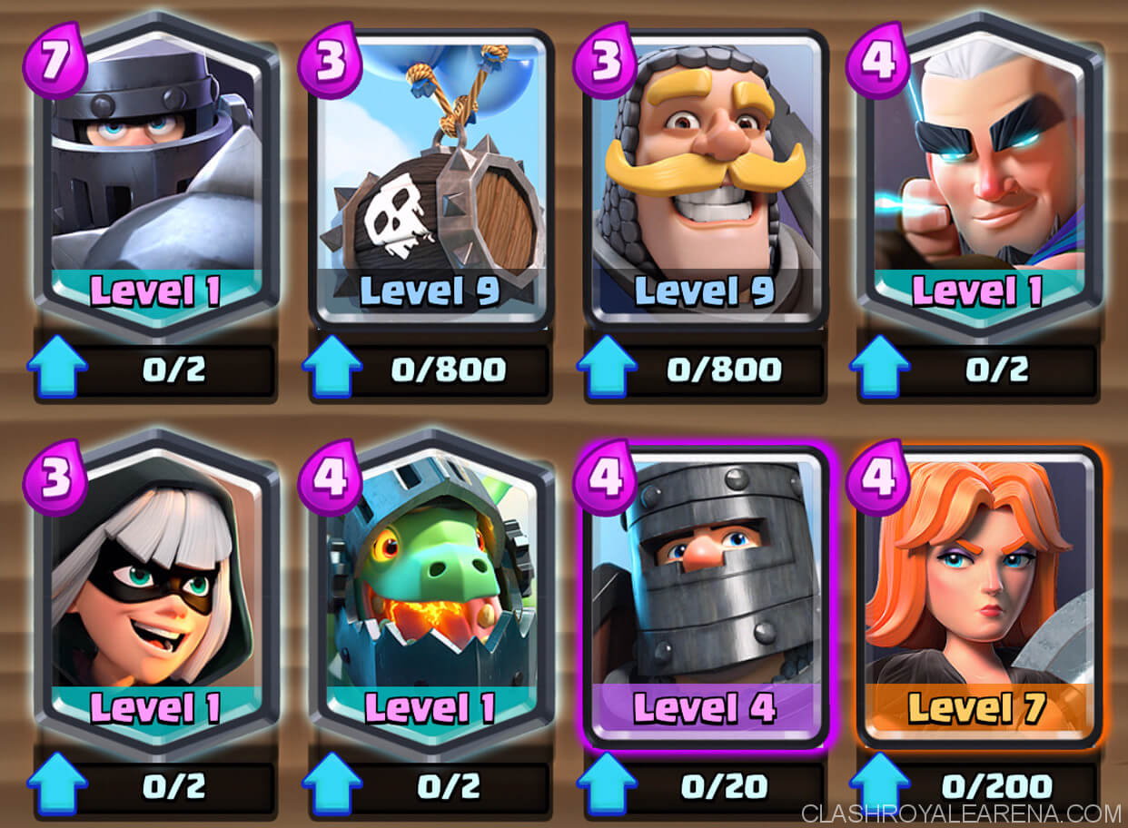 clash royale february update