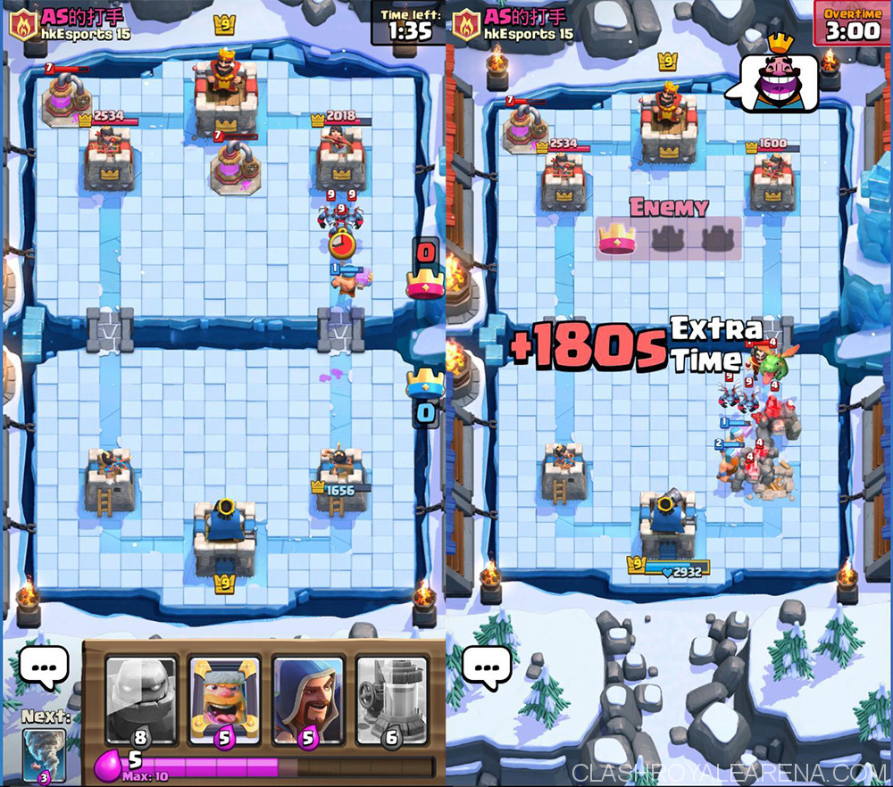 clash royale pc gameplay with bluestacks