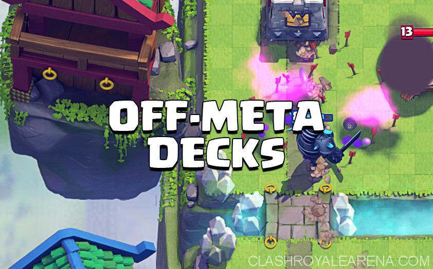off meta decks