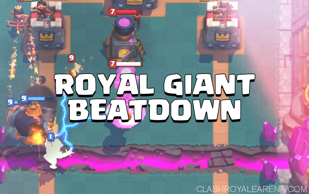 royal beatdown