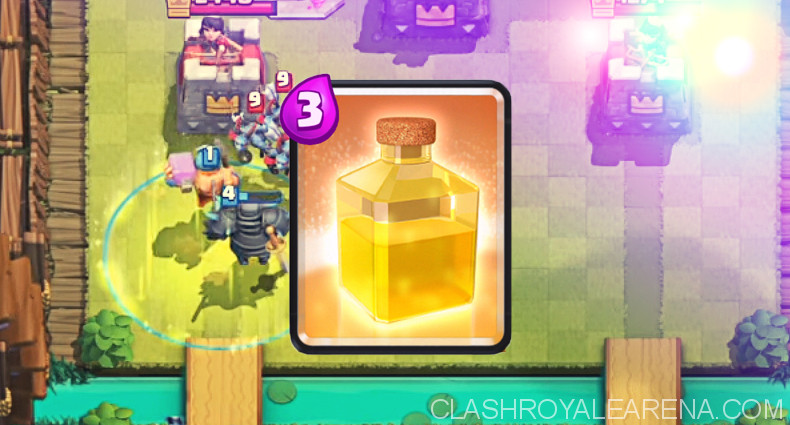 clash royale heal spell