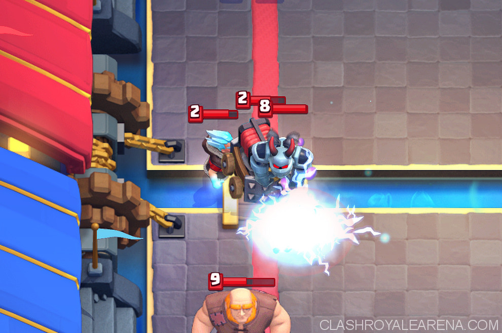 card synergies clash royale
