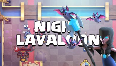 night witch lavaloon