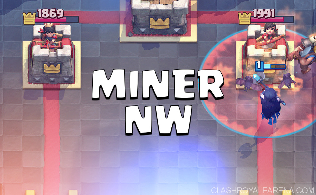 miner night witch deck