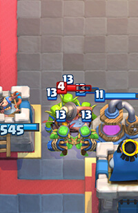 miner vs goblin gang