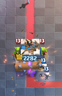 the log vs goblin barrel