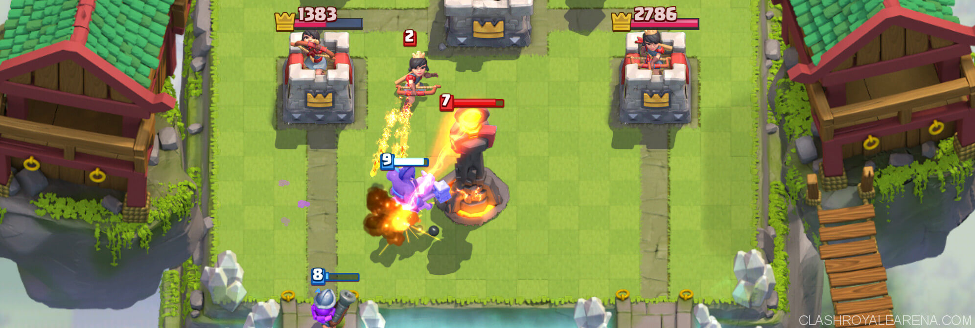 hog vs inferno tower 2