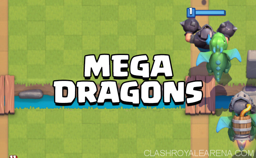 mega dragons