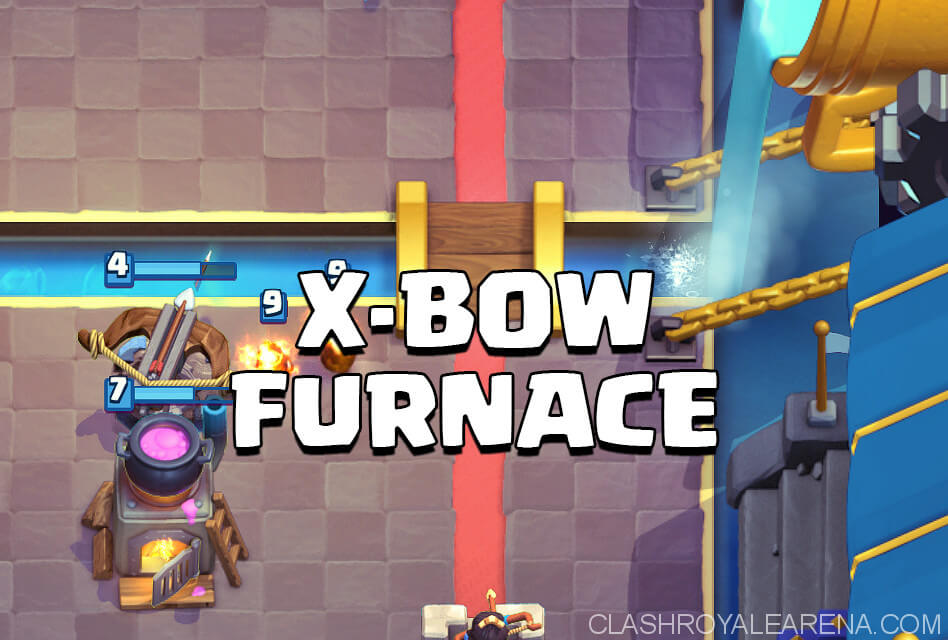x-bow deck