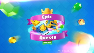 clash royale october update