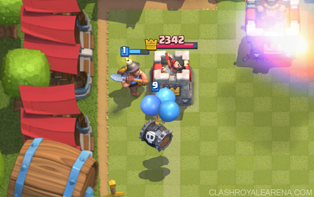 miner skeleton barrel